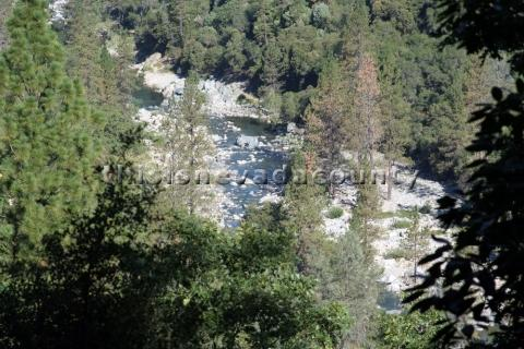 South Yuba River from the Independence Trail
