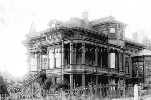 Kidder Mansion, 1883 to 1982